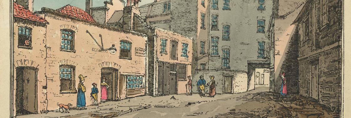 Explore Cato Street in VR