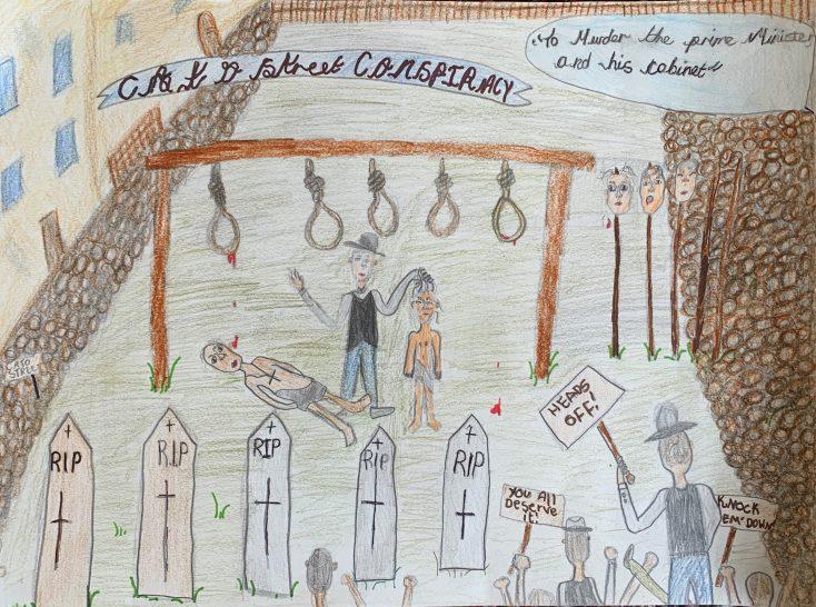 By Agatha, age 9