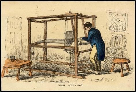 Industrial Revolution & Luddites