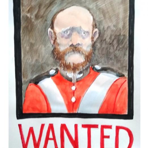 The Life Guard Conspirator   Michael Foreman