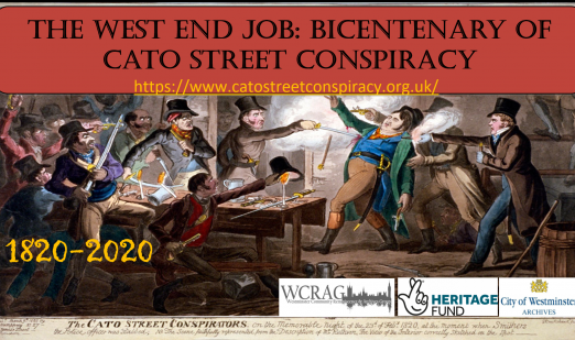 Learn about the Cato Street Conspiracy and become a volunteer