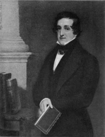 John Cam Hobhouse, in this image being Baron Broughton.   Algabal at en.wikipedia, Public domain, via Wikimedia Commons