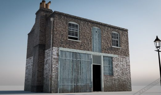 Cato Street Barn Hideout VR