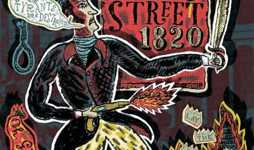 David Benson's One Man Show to Mark the Bicentenary of the Cato Street Conspiracy