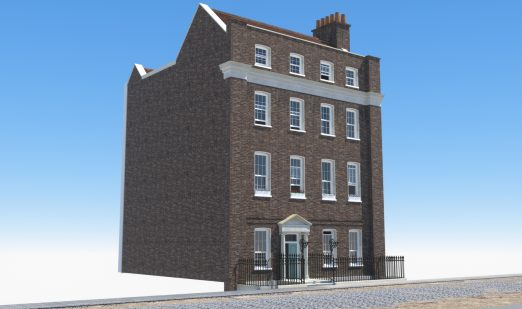 Lord Harrowby's House, 39, Grosvenor Square (Daylight)VR