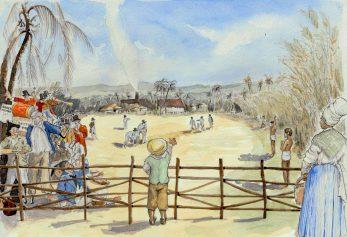 Scene 1: William Davidson Growing up in Jamaica - William Davidson was born in Kingston, Jamaica in 1786.   Kate Morton