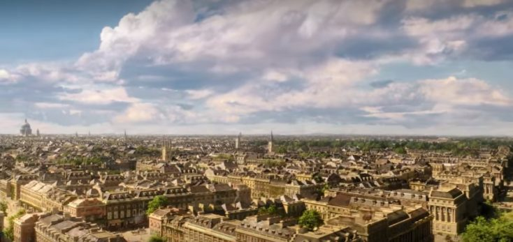 London Regency panorama Netflix This 2021 television phenomenon has created a great deal of interest in Regency London | Netflix