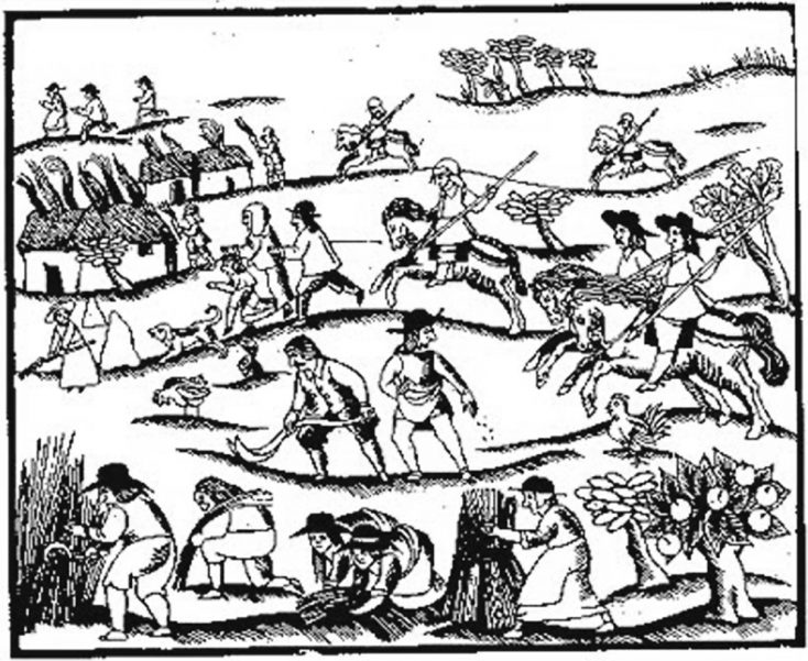 Diggers of the English Civil War | British Library