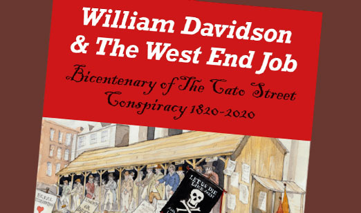 Booklet: William Davidson and the West End job