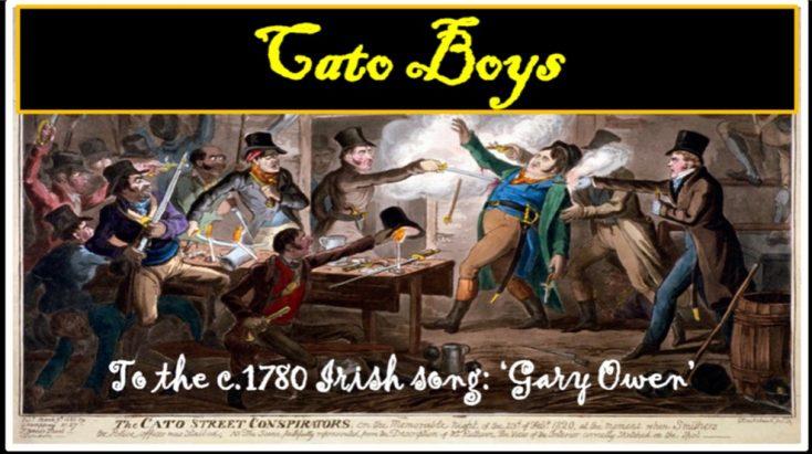 Cato Boys song (After Irish Jig, 'Gary Owen) | Peter Daniel