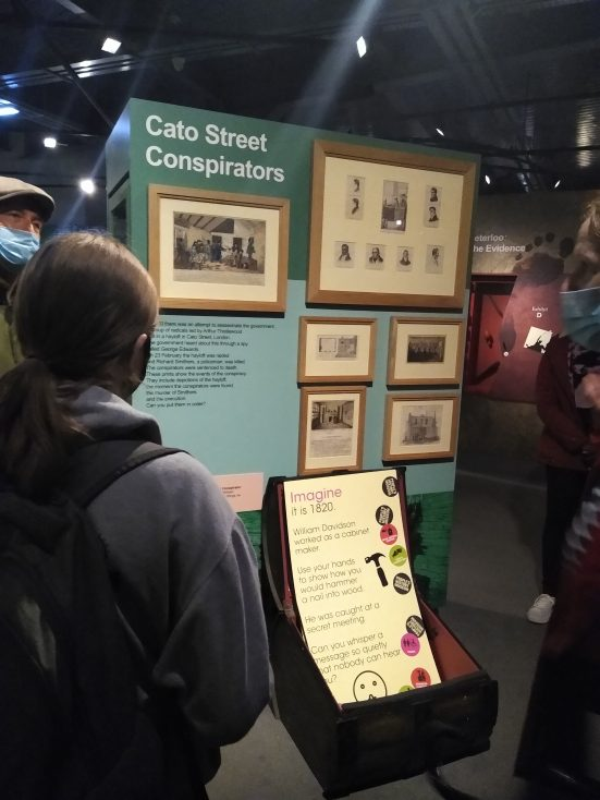 Day 7- On Location- Manchester, People's History Museum